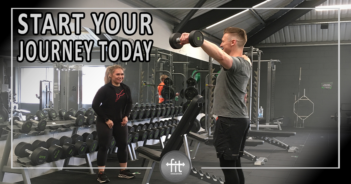 Gym Instruction and Personal Training - Start now